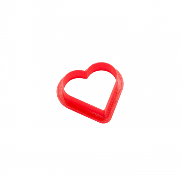 Valentine's day cookie cutter -  Simple Heart [0]