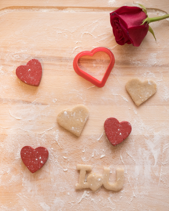 Valentine's day cookie cutter -  Simple Heart [1]