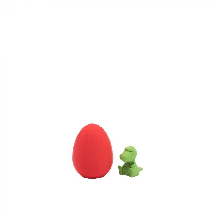 WiEB Surprise egg - T-rex - verde [1]