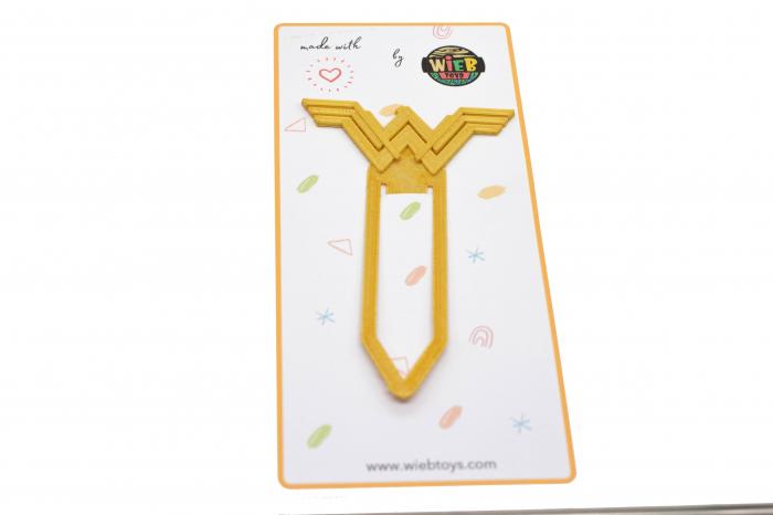 Wonder Woman bookmark - auriu [0]