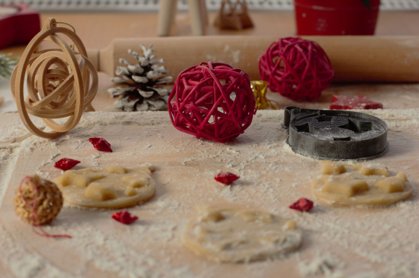 Xmas Cookie cutter - Ornament [2]