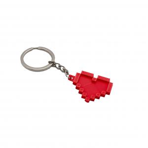 8-bit Heart keychain [0]