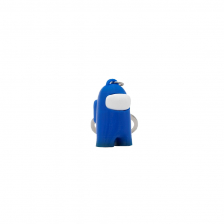 Among Us Keychain | 3D printed - albastru inchis [0]