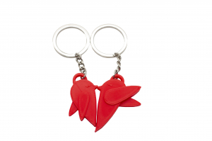 Birds Love Couple keychain [0]