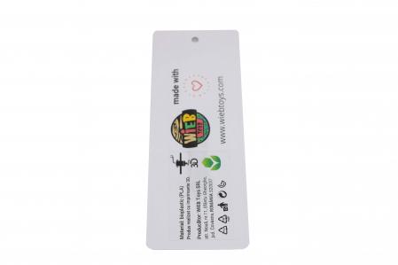 Cat bookmark - Negru [2]