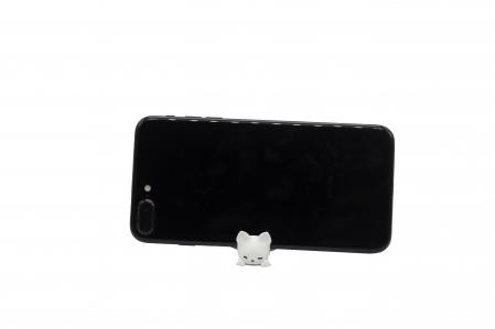 Cat keychain & phone stand - Alb [1]