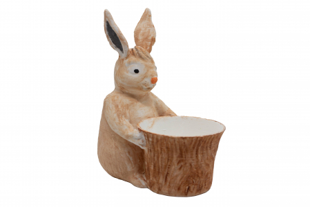 Chocolate container bunny [3]