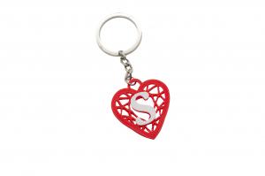 Diamond Heart with letter-personalizabil [0]