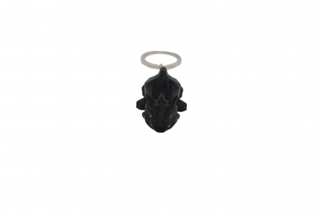Dragon keychain & phone stand - Negru [0]