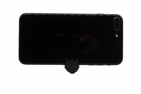 Dragon keychain & phone stand - Negru [1]