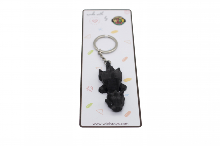 Dragon keychain & phone stand - Negru [2]