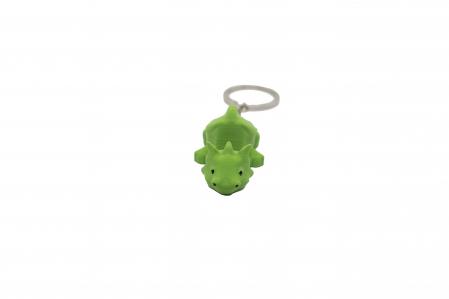 Dragon keychain & phone stand - Verde [0]