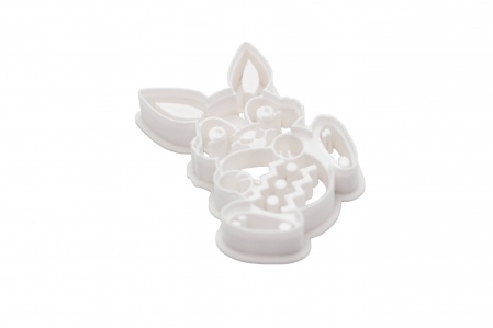 Easter's cookie cutter - Bunny with easter egg [0]