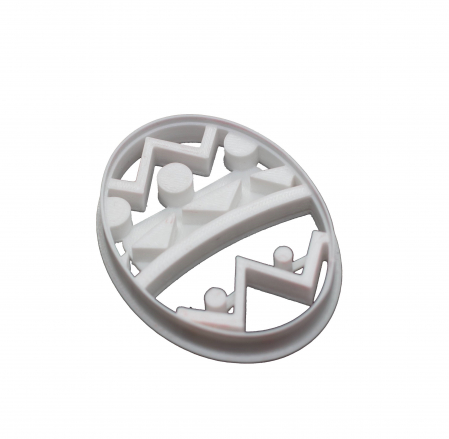 Easter's cookie cutter - Easter egg [0]