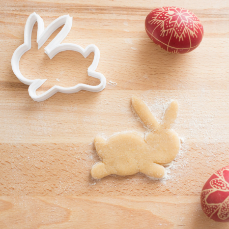 Easter's cookie cutter - Running Bunny [2]