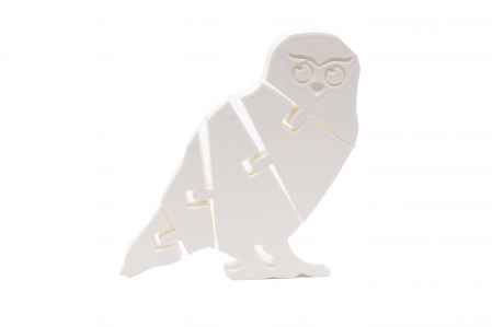Flexi Snow Owl - Alb [0]