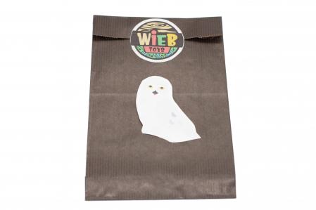 Flexi Snow Owl - Alb [1]