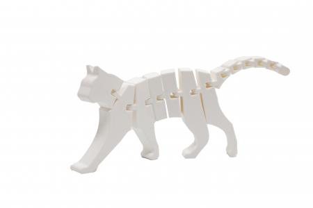 Flexi Cat - Alb [0]