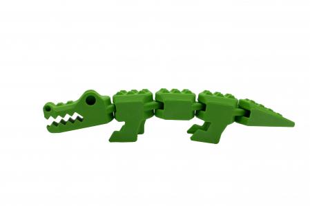 Flexi Croco - Verde [0]