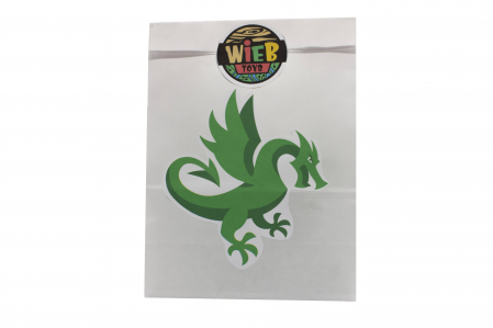 Flexi Dragon - Verde [1]