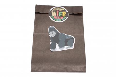 Flexi Gorilla - Negru [1]