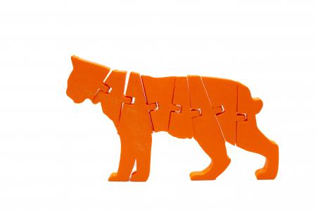 Flexi Lynx - Portocaliu [0]