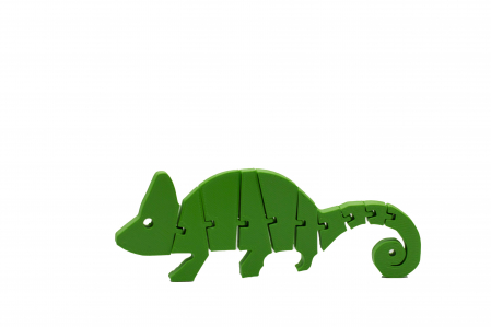 Flexi Cameleon - Verde [0]