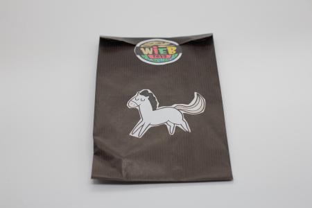 Flexi Horse - Negru [1]