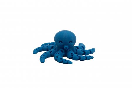 Flexi Octopus - Albastru [0]