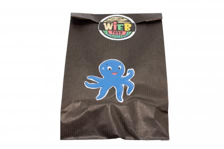 Flexi Octopus - Albastru [1]