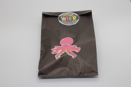 Flexi Octopus - Pink [1]