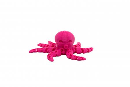 Flexi Octopus - Pink [0]