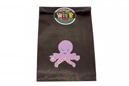 Flexi Octopus - Violet [1]