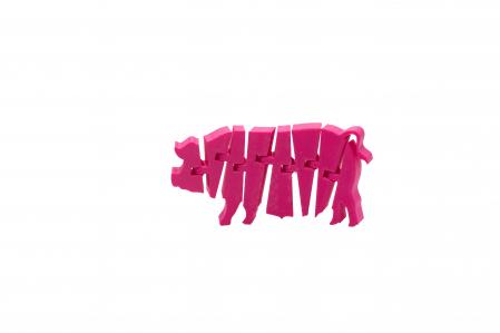Flexi Pig - Pink [0]