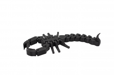 Flexi Scorpion - Negru [0]