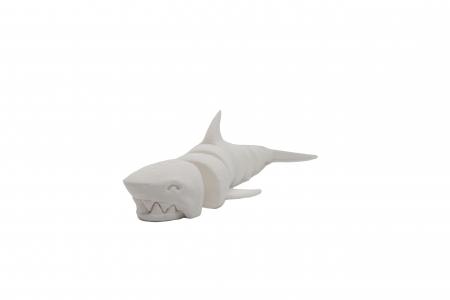 Flexi Shark - Alb [0]