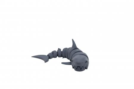 Flexi Shark - Argintiu [0]