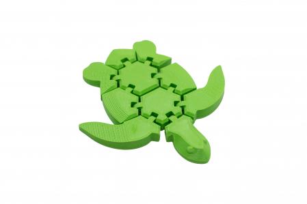Flexi Turtle - Verde [0]