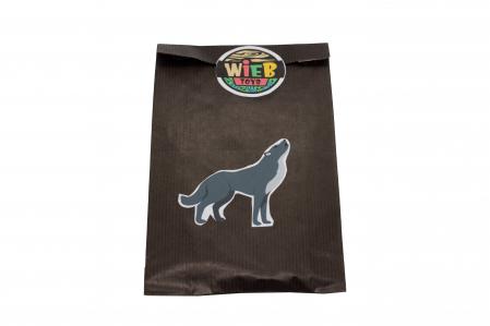Flexi Wolf - Negru [1]
