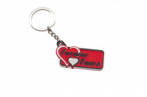 Forever Yours keychain [0]