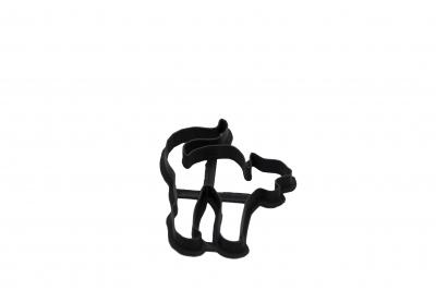 Halloween cookie cutter - Black Cat [1]