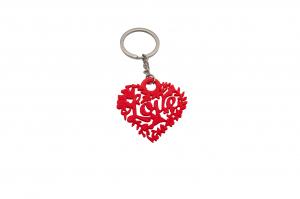 Love Corazon keychain [0]