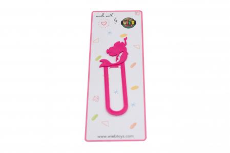 Mermaid bookmark - pink [0]