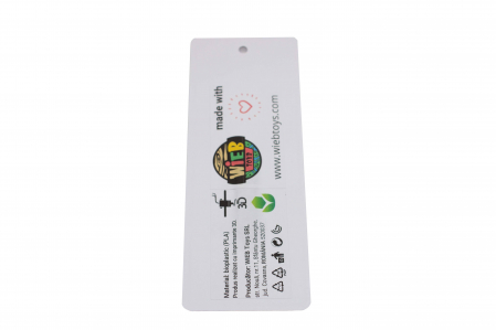 Mickey Mouse bookmark - pink [2]
