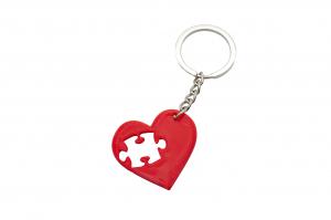 Piece of my heart Couple keychain [1]