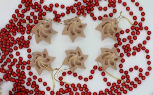Set decoratiune din Lemn de Brad WiEB 3D [4]