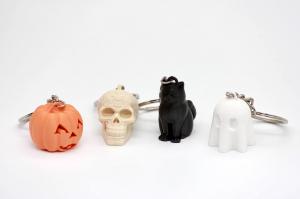 Skull keychain [1]