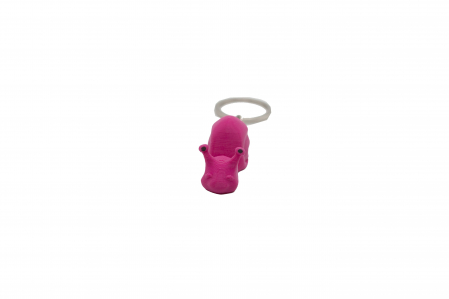 Snail keychain & phone stand - Pink [0]