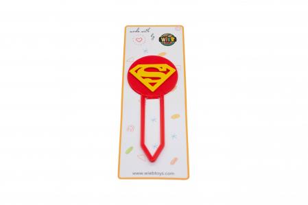 Superman bookmark - galben [0]