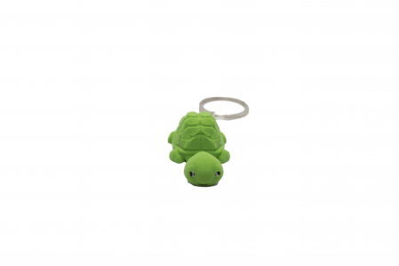 Turtle keychain & phone stand - Verde [0]